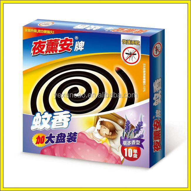 Best selling products rad brand mosquito coil in pest control