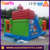 Popular birds angry giant fun city inflatable amusement park games for kids
