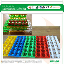 12 eggs vegetable shaped plastic trays