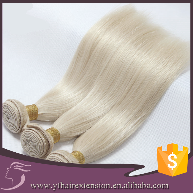 Fashionable Cheap Remy Hair Extension Wholesale Honey Blonde Hair Weave