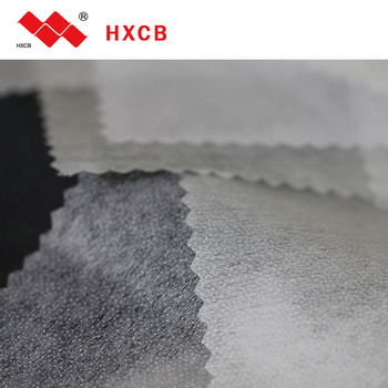 Export Apparel Fusible Fusing Interlining Fabric