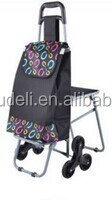 2014 hot sale 600D trolley axle,shopping cart with bag luggage and tea trolley