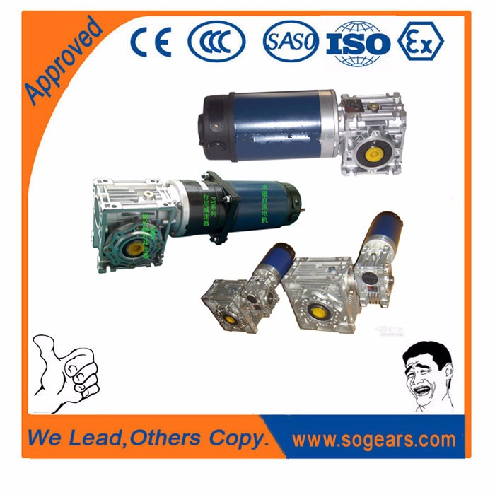 12v high torque dc motor with gearbox