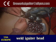 wholesale fireworks igniter material Nickel alloy bridge tin weld pieces fireworks igniter head