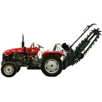 Factory directly sale best quality trencher small-size
