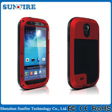 Love mei Hard Case for HTC one E8 Waterproof Love Mei Protective Shockproof Aluminum Case for HTC one E8 Case Cover