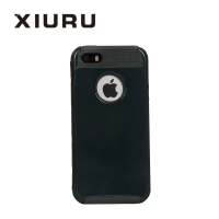 Factory competitive price phone cover Case for iphone 6 Black XR-PC-45-2