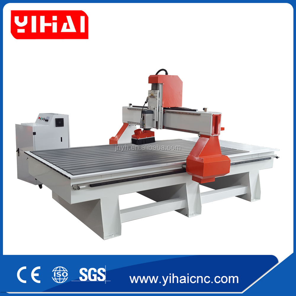 MDF HDF plywood particle board panel furniture cnc cutting machine