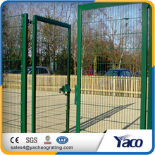 China manufacture cheap sheet metal framework fence panels