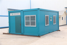 Panelized Environmental Friendly Bali sandwich panel container 40ft used office made in china