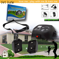 Multi-dog Training System Electronic Dog Garden Fence with Shock Training Collars