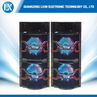 2.0 Active Hot sell and new design stage speaker/ Multimedia speaker system with USB,SD,FM