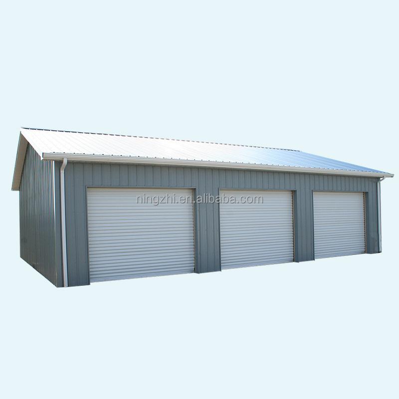 Garage prefabrique metallique design la maison - Garage metallique prefabrique belgique ...