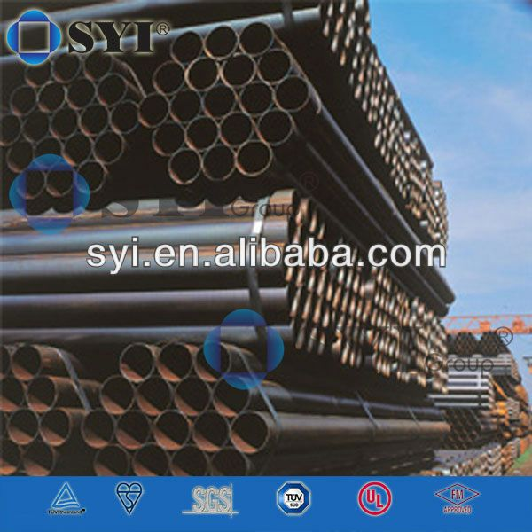 Stick Welding Stainless Steel Pipe of SYI Group