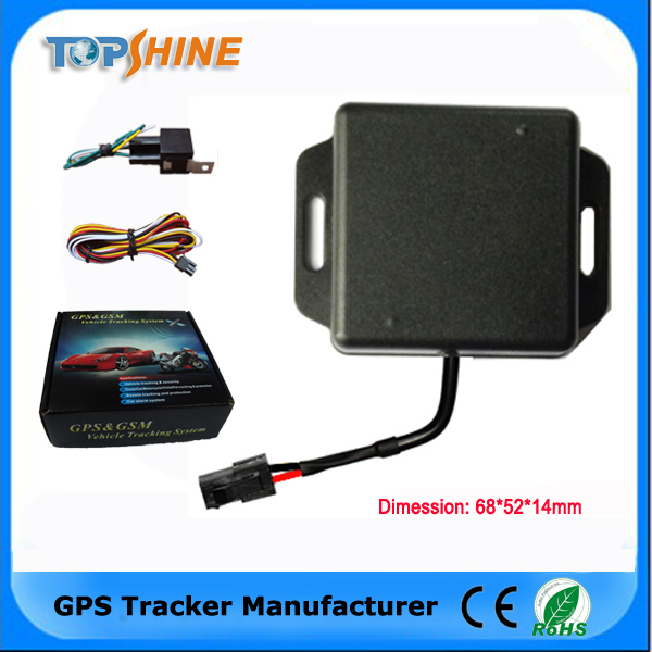 Newest Cut Engine OFF/Detect ACC/Android APP Mini GPS Car Tracker MT06