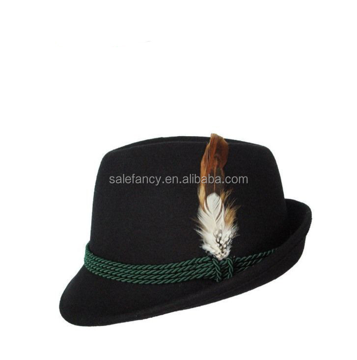 China Felt Green Hat ca15e8d5270f