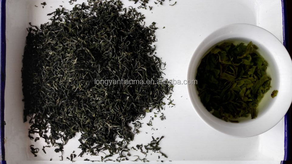 organic tea mao feng green tea