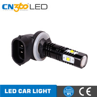 High power 30w lower defective rate led car fog light h1 h3 880 881