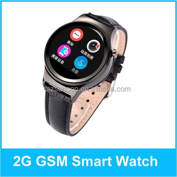 T3 smart watch phone with the cheap android unlocked smart watch cell phone