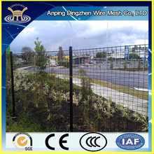 Long term supply pvc coated 4x4 welded wire mesh fence