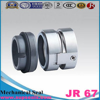 Silicone Rubber Marine Bellow Pump Shaft Mechanical Seal type 67
