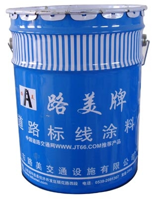 Cold solvent traffic line marking paint high quality
