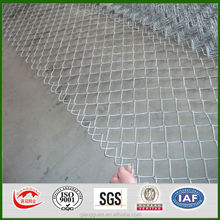Wholesale galvanized chain link fence roll for security FACTORY