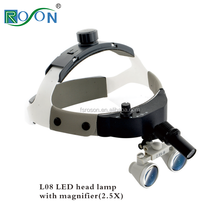 Factory price portable led headlight dental surgical loupe LED examination lamp