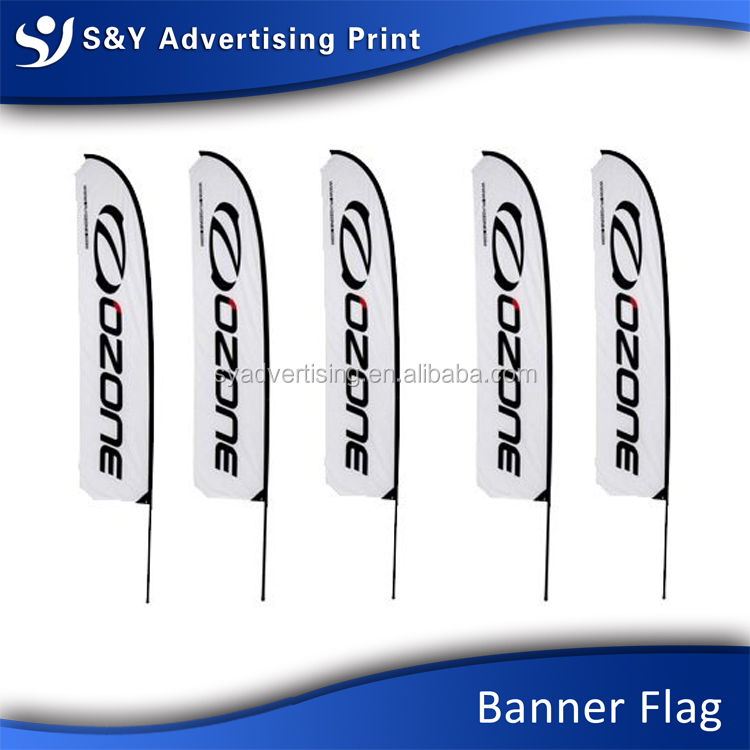 Cheap custom flag car magnets