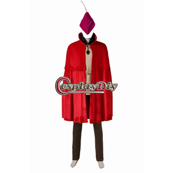 Sleeping Beauty Prince Phillip Costume Adult Men Halloween Carnival Cosplay Costume