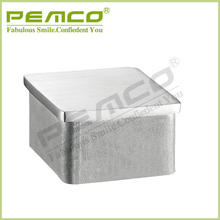 Stainless steel end cap for square rail with good price