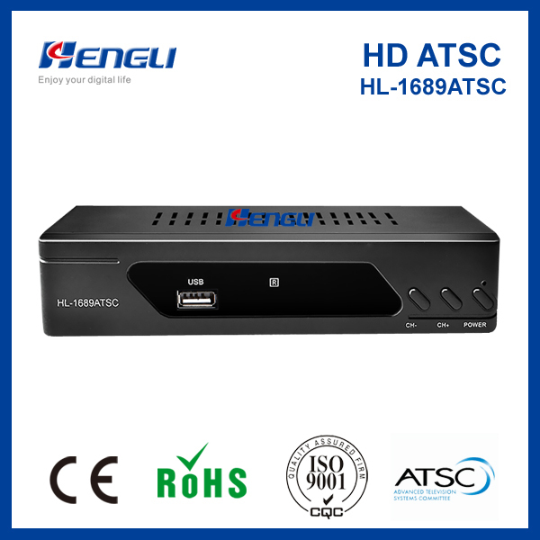 new products atsc car digital tv converter for mexico