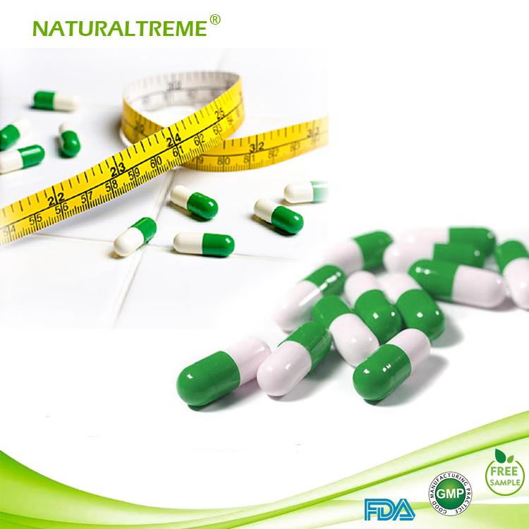 GMP Factory Supplement Reshape Natural Slimming Capsules