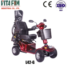 Heavy Duty Electric Golf Cart Scooter with 2 Seat and Canopy