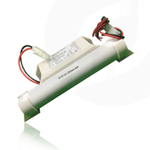 T5/T8 Fluorescent Emergency Lighting Power Supplies Matched 6V Battery Pack Insulated Package