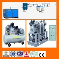 Belt type piston scuba air compressor for sale and air compressor motor
