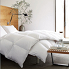 Hotel collection comforter white king size Best quality White Hotel Polyester Microfiber Filling Quilt/Duvet/Comforter