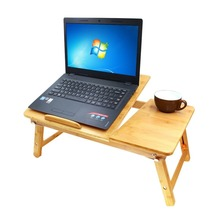 laptop cooling pad bamboo laptop stand for bed