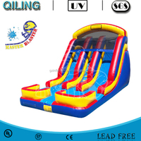 The latest Design Inflatable Slide for Pool/Mini Slide/Used Water Park Slides For Sale