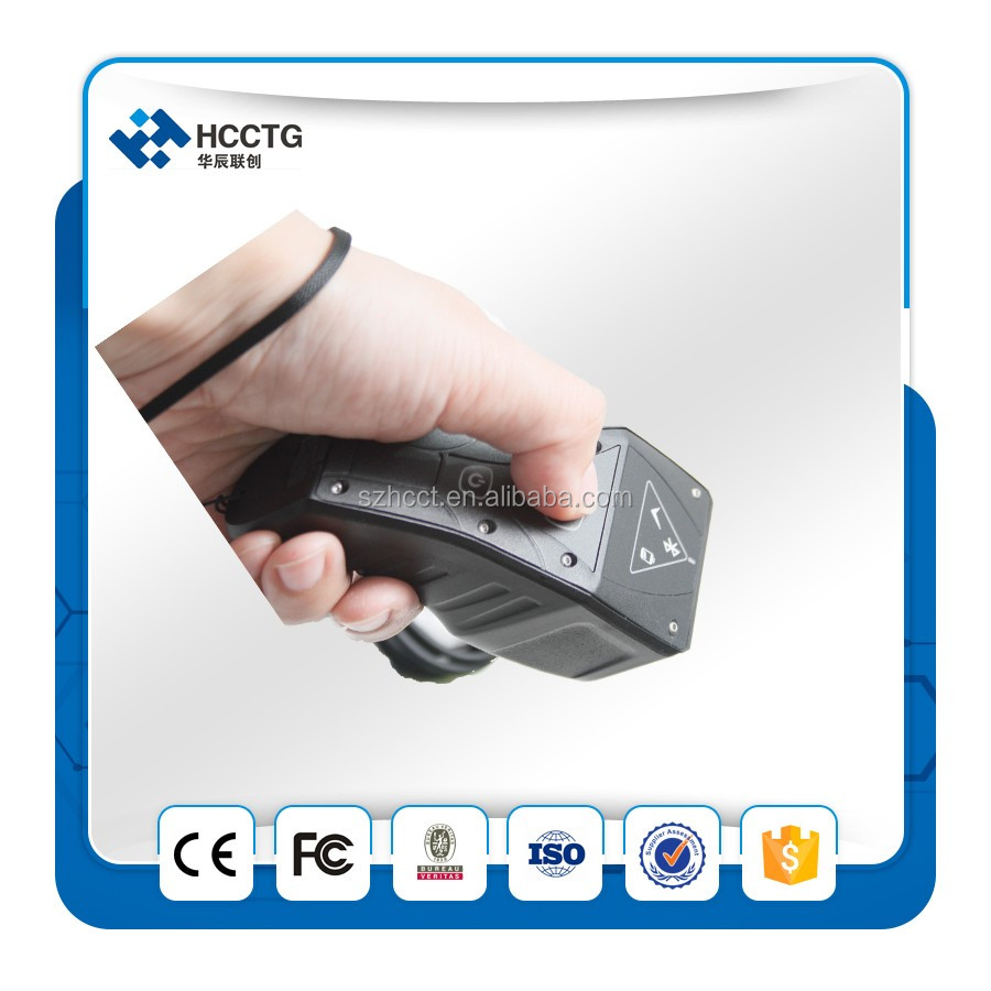 Mini Portable Bluetooth Wireless Barcode Scanner--HBT-10