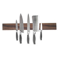best sale 18'' wooden stainless steel magnetic knife holder magnetic knife rack