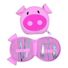 Best Price Of Angle Nail Clipper Holder Kids Manicure Set
