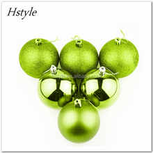 New Year Christmas Tree Ornament Diameter 4cm Christmas Balls Decorations Supplies Navidad Decoration For Home Party SSD001