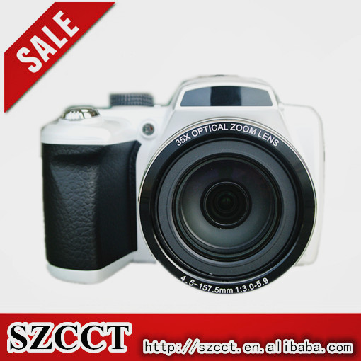 2014 New DSLR Camera 20MP 35X Optical Zoom DC H500C