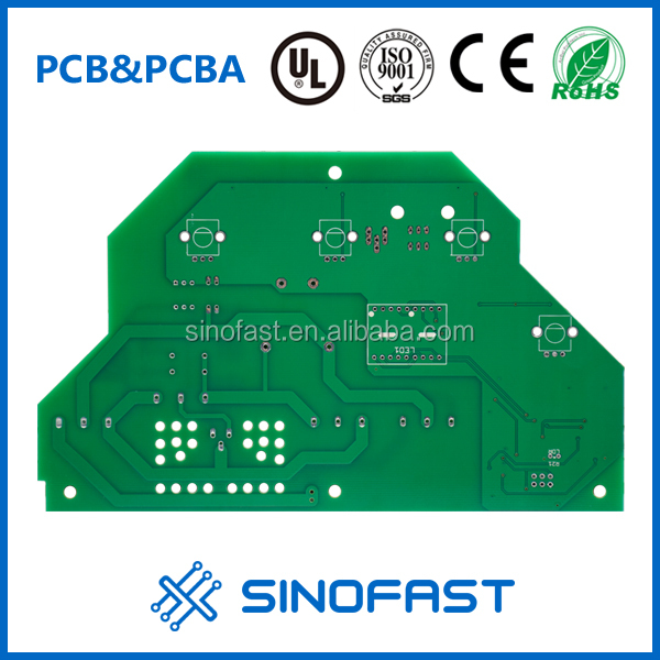 Multilayer Electronic PCB&PCBA Turnkey Electronic Service With PCB Manufacturing & Purchasing Components & Assembly Service