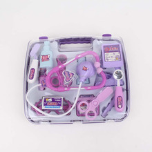 Fashion and cute mini doctor toys play set