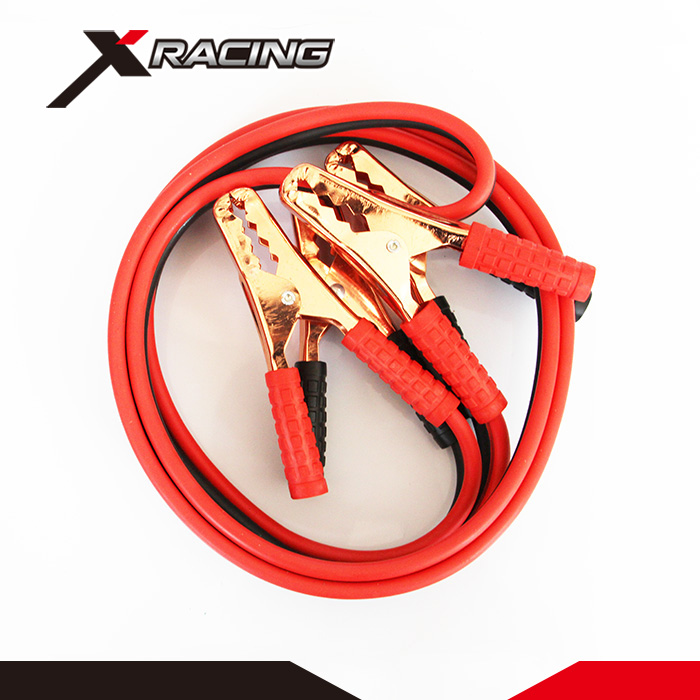 Xracing NM-BC004 Jumper Cables Power Booster cable Portable battery cables battery booster