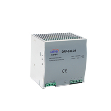 DIN Rail Drp-240-24 single output 240w 24v industrial power supply with UPS Function