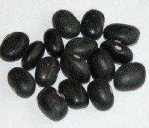 2016 crop Chinese good quality black bean with green kernel