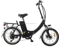 Cheap Electric Bicycle Foldable